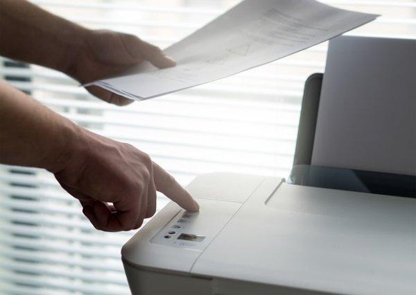 Kancelářský papír 80 g/m2 pro tisk faktur, smluv.